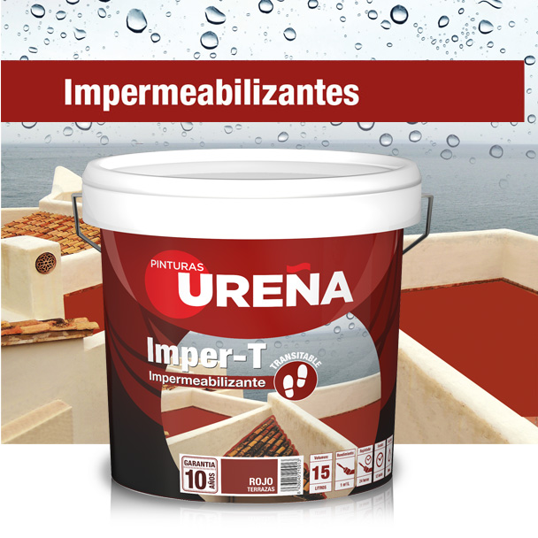 Imper-T Impermeabilizante Ureña